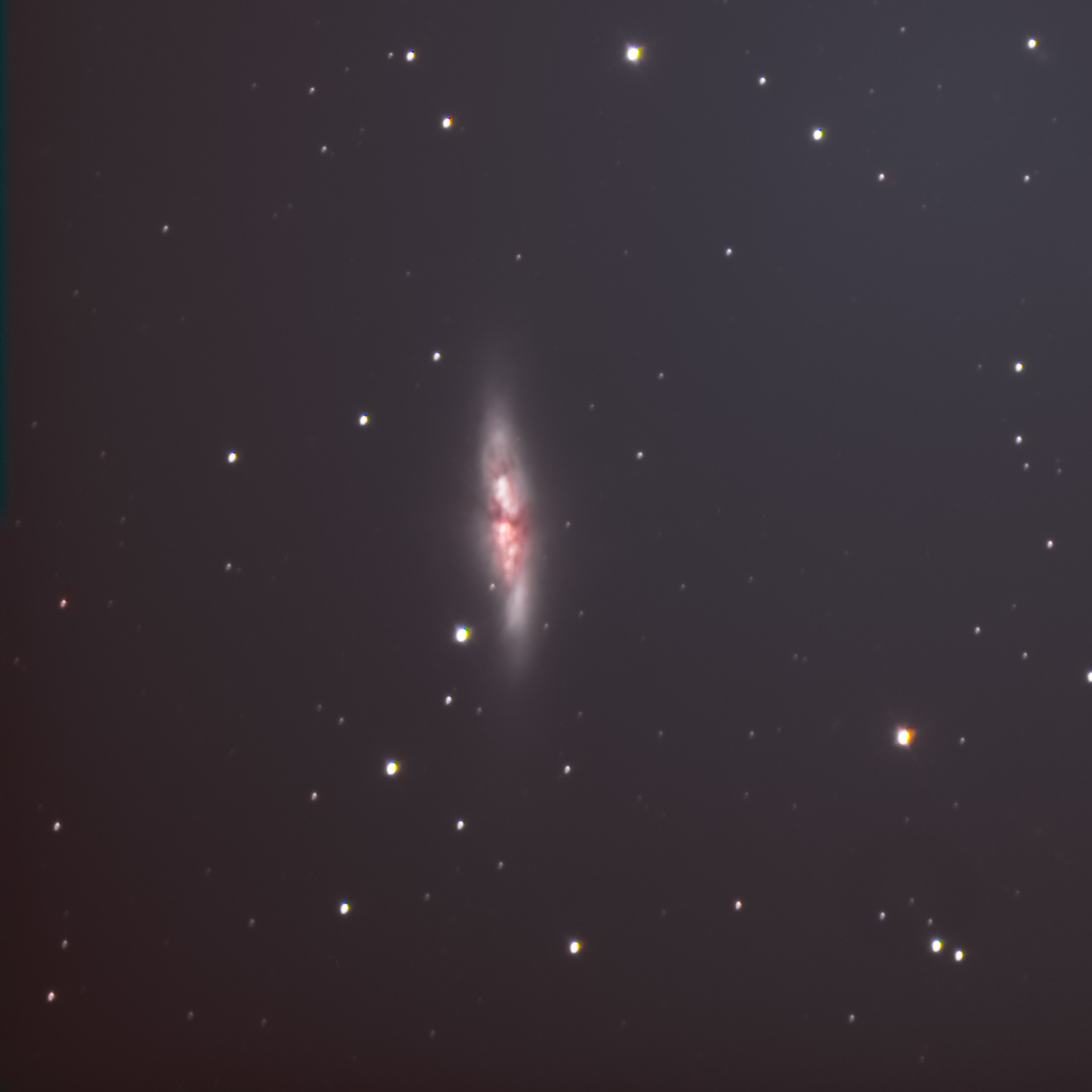 M82 L RGB
